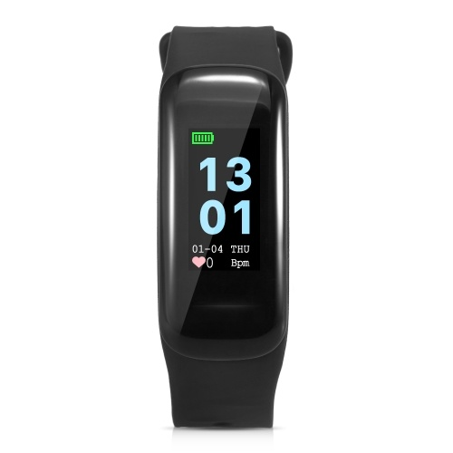 Intelligente Armband-Farbbildschirm-Fitness-Aktivitäts-Tracker-Uhr