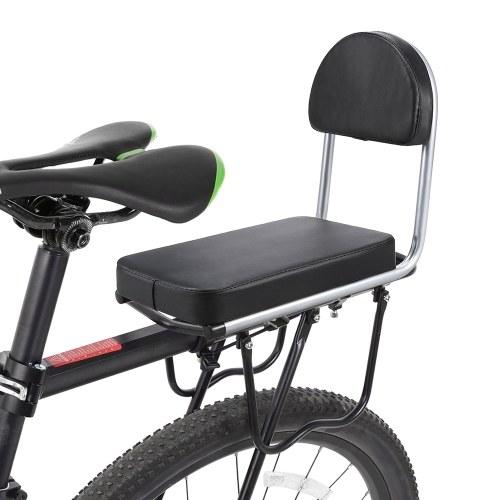 Bike Rear Seat Kid Bicycle Bike Rear Handrail Armrest Child Carrier Bike Back Seat фото