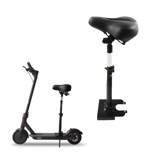 Height Adjustable Saddle Folding Scooter Seat