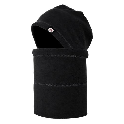 冬の帯電防止フリースネックGaiter Hat Warmer Set