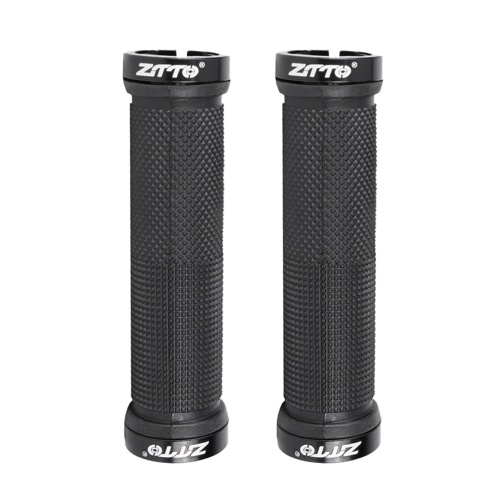 1 Pair Cycling Rubber Handle Grips