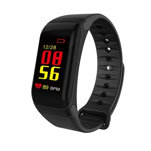 Deportes Pulsera inteligente Monitor de frecuencia cardíaca Presión arterial Oxígeno sanguíneo Rastreador de fitness Pulsera deportiva Impermeable Reloj inteligente