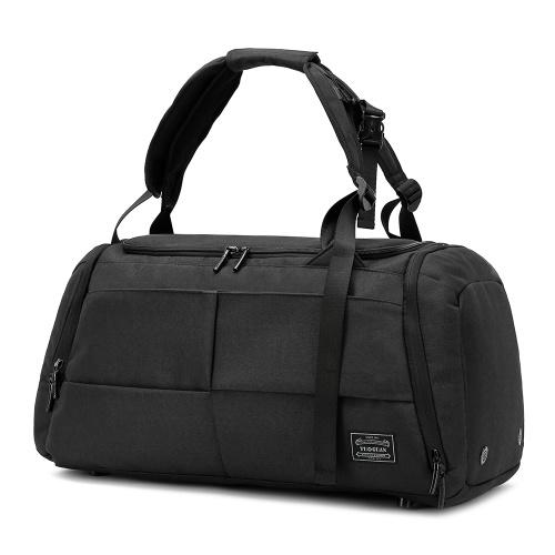 Multifunctional Security Anti-theft Overnight Bag Large Capacity Waterproof Men Gym Bag