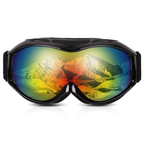 OGT Gogle narciarskie Double Layers Anti-fog Ochrona UV Narciarstwo Gogle snowboardowe dla mężczyzn i kobiet