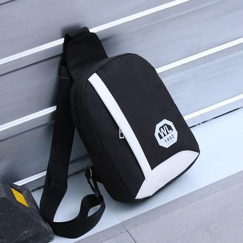 Portable Men's Chest Bag