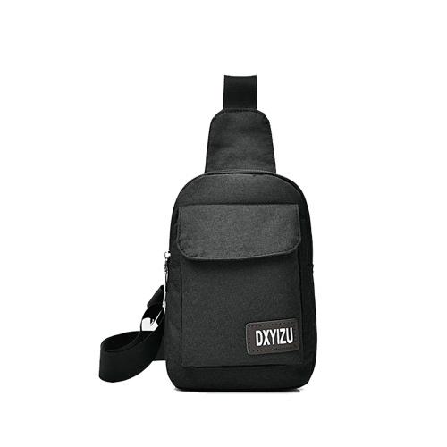 Tragbare Reisetasche Canvas Brusttasche