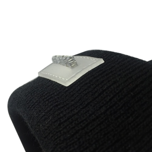 Multi-purpose Ultra Bright 5 LED Winter Warm Beanie Cap Unisex Cool Lighted Stocking Cap Kintted Hat Outdoor Flashlight Lamp