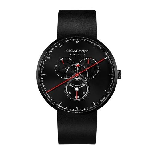 Relógio de Pulso Analógico de Quartzo Xiaomi CIGA Design