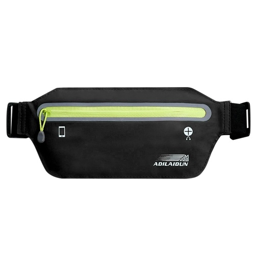 Multifunctional Waist Belt Ultra Light Waist Pouch Waterproof  Waist Bag Outdoor Running Bag Riding Bag Women Men Sport Bag Sport Waist Pack Exercise Waist Bag