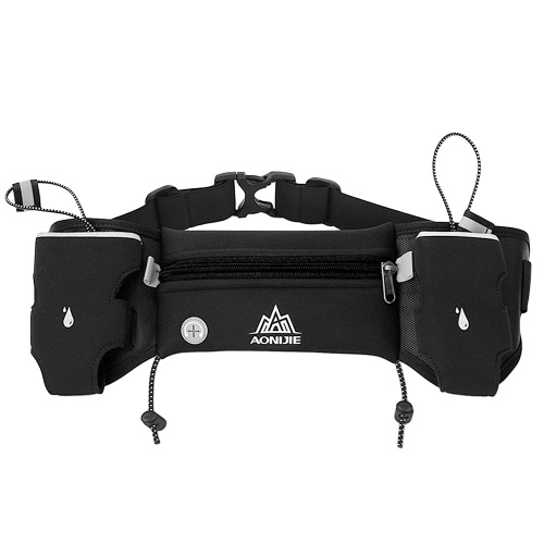 Multifunctional Waist Bag Ultra Light Waist Pouch Waterproof Gym Phone Holder Cellphone Pouch Waist Bag Running Band Outdoor Running Hydration Belt Riding Bag Women Men Sport Bag Fitness Equipment Fitness Workout Belt Sport Waist Pack Exercise Waist Bag