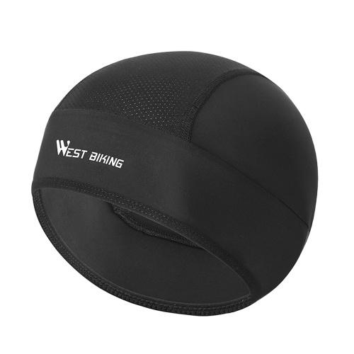 Tampas de esporte de verão Chapéu de capacete de ciclismo anti-UV para sedas de gelo