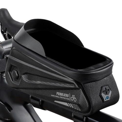 WEST BIKING велосипедная рама, сумка, топы, сумка-трубка, жесткие оболочки, водонепроницаемые велосипедные пакеты, аксессуары для велоспорта