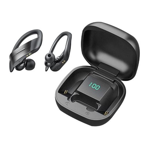 Trinkkopfhörer Batterie Display Kopfhörer