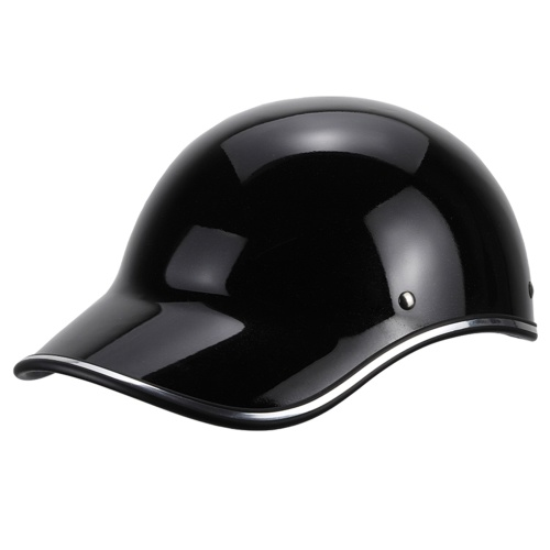 Motorcycle Helmet Bike Bicycle Baseball Cap Helmet Half Helmet for Men Women Adults