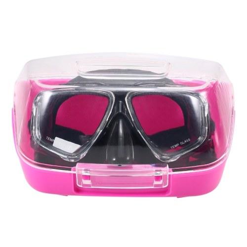 Lixada Freediving Máscara Caja Buceo Máscara