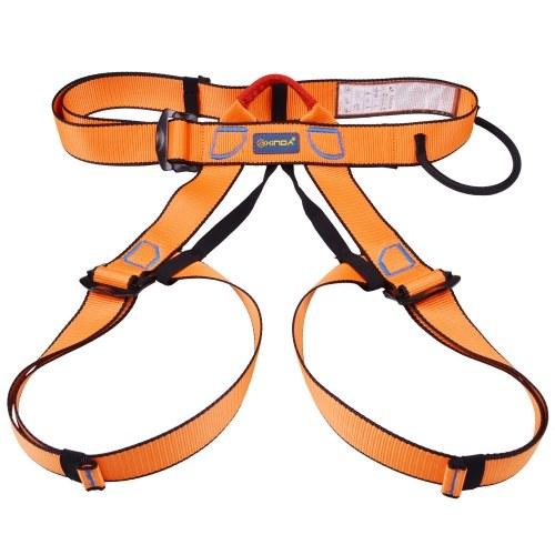 Fortalecer el cinturón de seguridad para escalar
