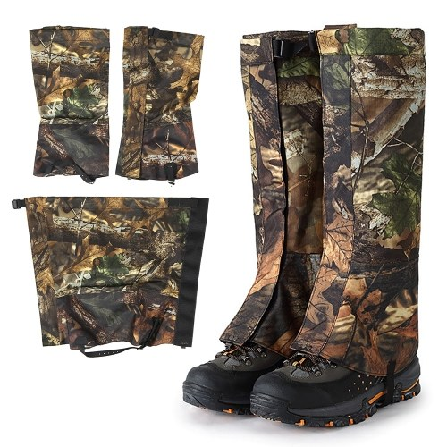 Snow Gaiters Waterproof Legs Protection Cover