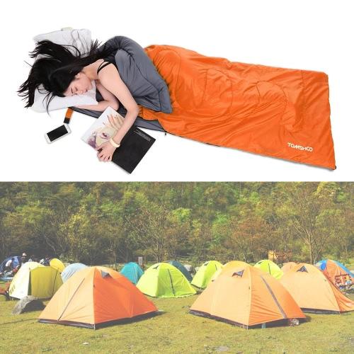 TOMSHOO adulto al aire libre bolsa de dormir