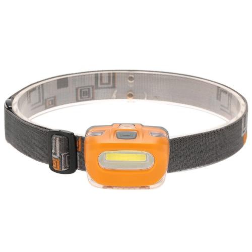 600LM Outdoor LED Scheinwerfer-Scheinwerfer-Kopf-Lampen-Licht-Fackel für Camping Wandern Radfahren