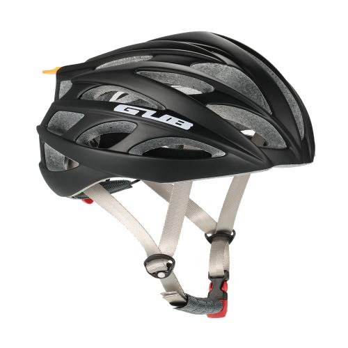-Ultra ligero en bicicleta Bicicleta Casco de la bicicleta Patinaje Patinaje Casco Vespa de protección en el molde de GUB 26 Vents integrado con bolsa de transporte