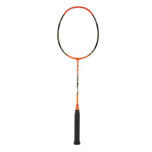 Raqueta de bádminton de fibra de carbono raqueta de interior de entrenamiento de bádminton al aire libre raqueta única sin estrenar