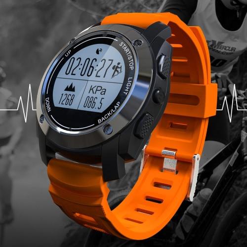 Reloj deportivo inteligente S928 GPS con funcionamiento digital para exteriores