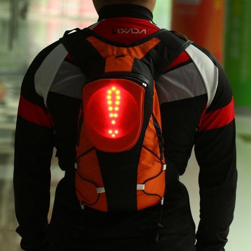 Lixada 5L легкий USB аккумуляторная рефлексивная рюкзак