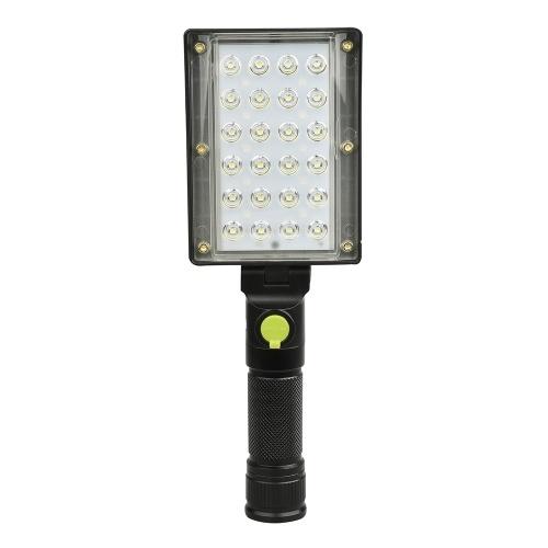 USB аккумуляторная светодиодный фонарик авторемонт работы лампа факел лампы с магнитом палатки кемпинга света фонарь