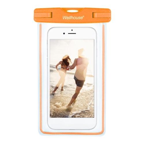 Wasserdichte Telefon-Kasten-trockene Tasche