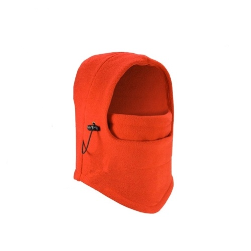 Velo térmico que engrossa o inverno exterior que monta o chapéu à prova de vento do tampão