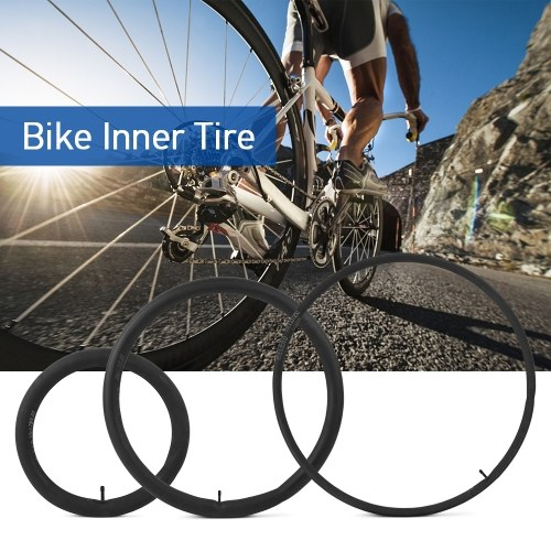 Bike Tire Bicycle Inner Tire Mountain Bike Road Bike Tyre Schrader / Presta Valve Bike Inner Tube 700c / 26'' / 16'' Image