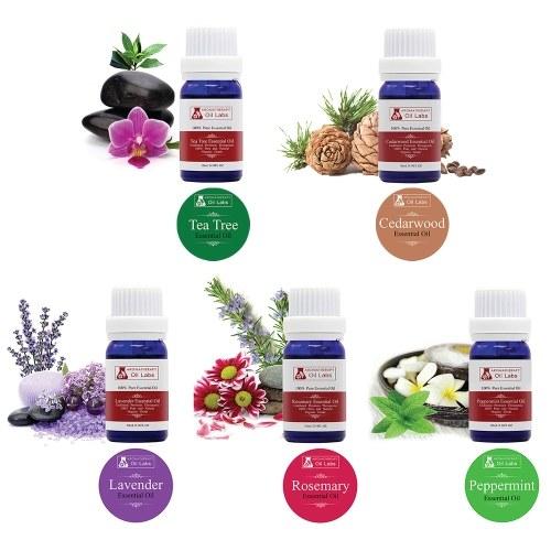 10ml Organic Therapeutic Essential Oil--Lavender