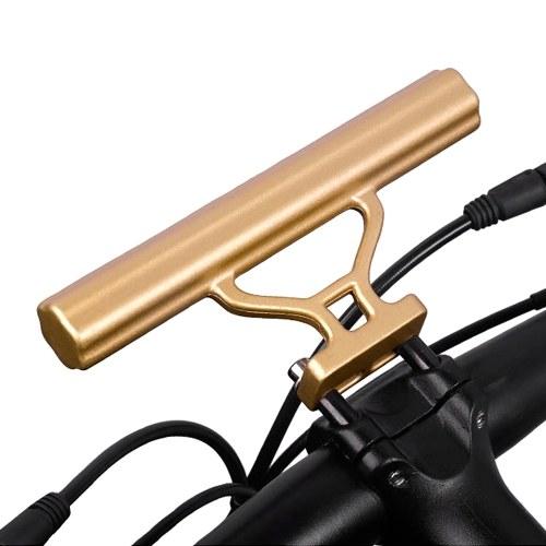 Bike Handlebar Extender Aluminum Alloy Bike Handlebar Extension Bracket Bicycle   Mount Holder
