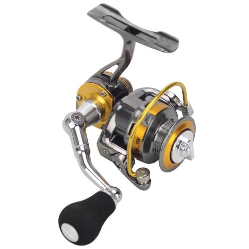 ini Spinning Reel 3+1 Ball Bearings 5.0:1 Full Metal Spinning Reel