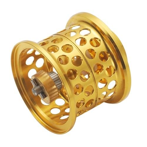 Spule aus Aluminiumlegierung Einfach tragbar Praktische und langlebige Angelrolle mit Köderguss Modifiziert für DAIWA Steez / SS SV