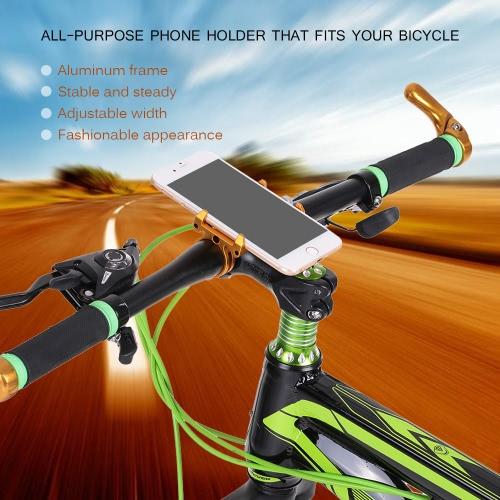 Supporto per telefono cellulare in lega di alluminio GUB