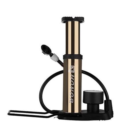 Mini pompa ad aria compressa per bicicletta ad alta pressione ultra-leggera tipo piano portatile gonfiabile per pallacanestro da moto per uso domestico