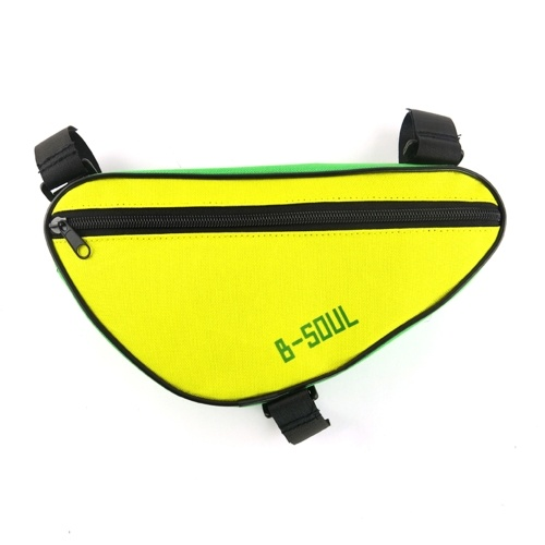 MTB Front Tube Bag Road Bike Triangle Bag Bike Pouch Pannier for Bicycle Cycling