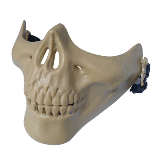 MA-15 Half Face Protective Safety Mask Prop Image