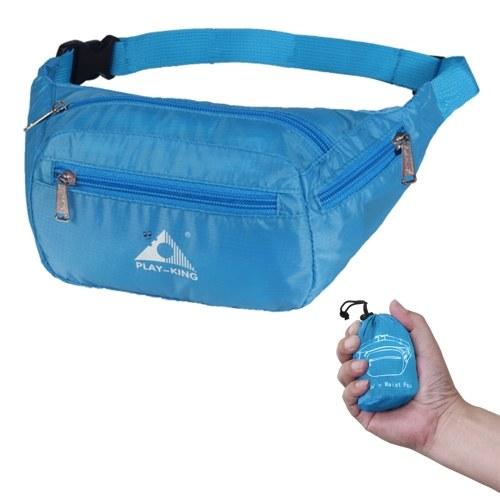 Outdoor Ultralight Foldable Waist Bag