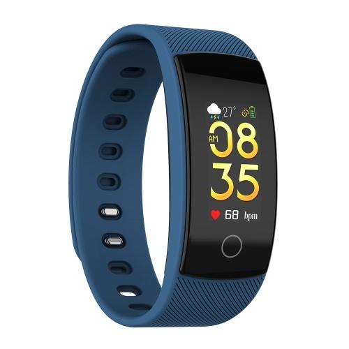 New QS80 PLUS Fitness Tracker Sports Wristband