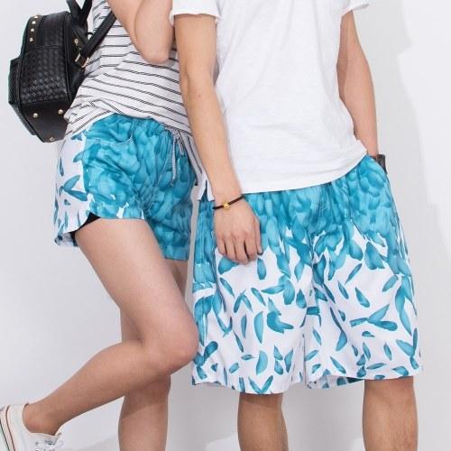 Lovers Beach Pants Quick Drying Beach Shorts