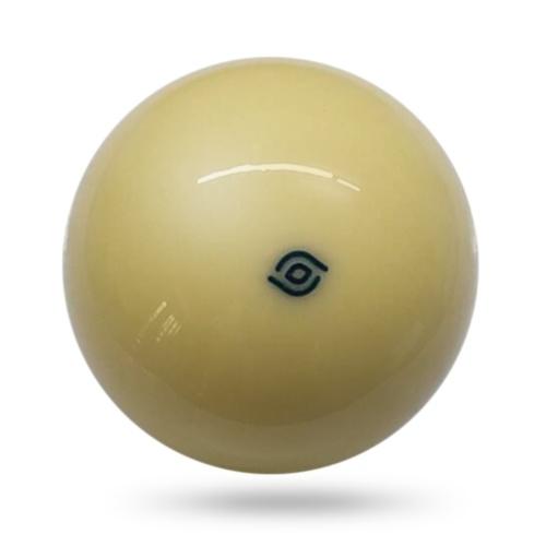 1 STÜCKE Weiß Queue Ball 57,2 MM Billardkugel