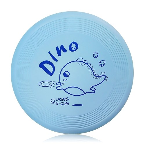 9.4 Inch 105g Plastic Flying Discs