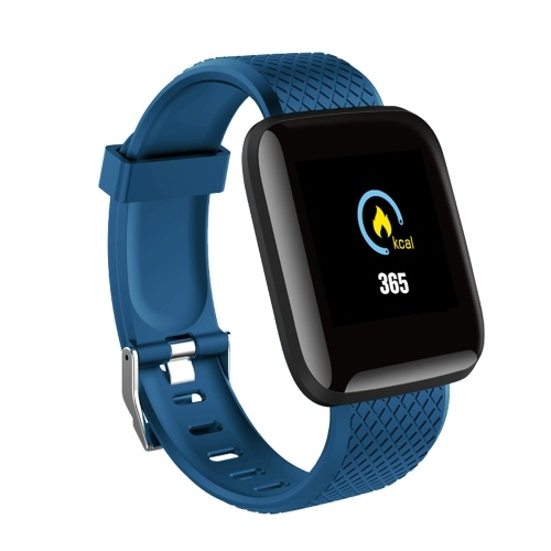 Oled Color Screen Touching Sports Fitness Watch
