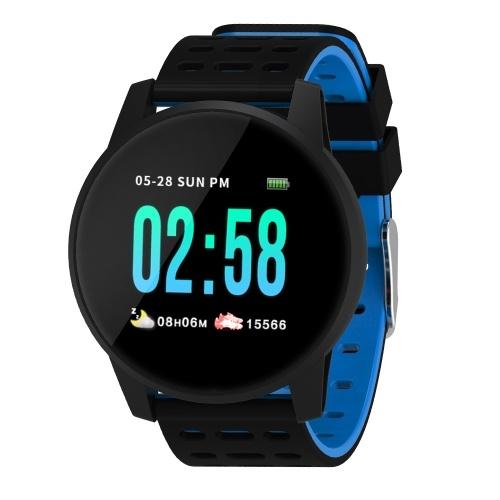 Smart Watch 1.3In IPS Screen Touch Fitness Tracker Watch