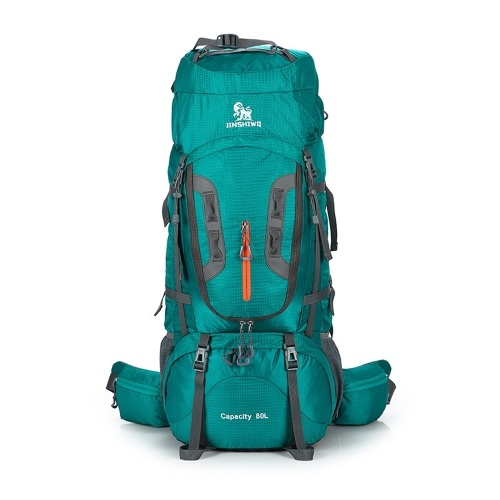80L Outdoor Camping Backpack