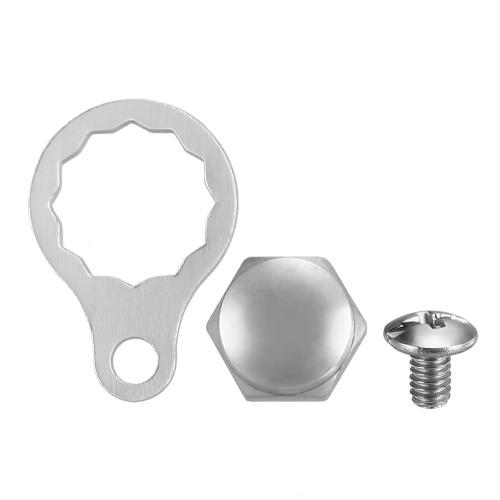 TOMTOP / Fishing Reel Screw Nut Cap Handle Repair Parts