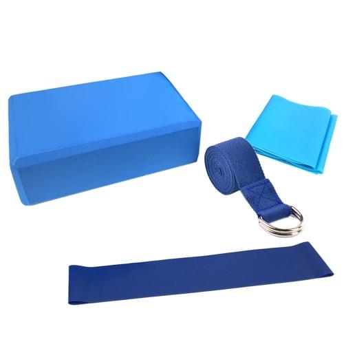 4pcs Yoga Equipment Set