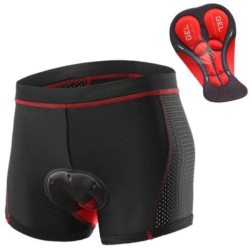 Men Cycling Underwear Shorts Image